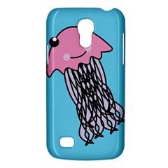 Jellyfish Cute Illustration Cartoon Galaxy S4 Mini
