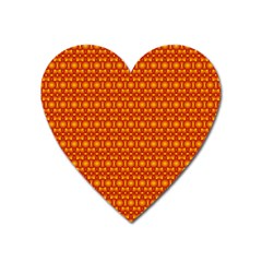Pattern Creative Background Heart Magnet by Nexatart