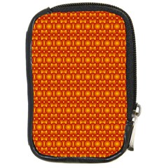 Pattern Creative Background Compact Camera Cases by Nexatart