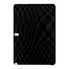 Pattern Dark Black Texture Background Samsung Galaxy Tab Pro 12 2 Hardshell Case