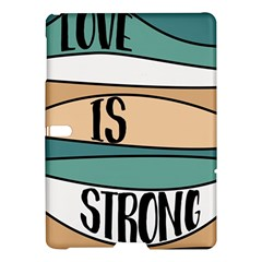 Love Sign Romantic Abstract Samsung Galaxy Tab S (10 5 ) Hardshell Case