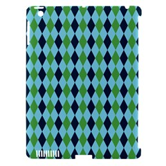 Rockabilly Retro Vintage Pin Up Apple Ipad 3/4 Hardshell Case (compatible With Smart Cover)