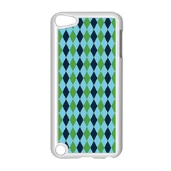 Rockabilly Retro Vintage Pin Up Apple Ipod Touch 5 Case (white)