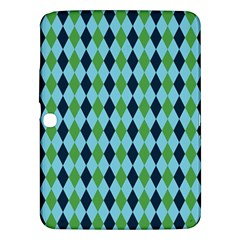Rockabilly Retro Vintage Pin Up Samsung Galaxy Tab 3 (10 1 ) P5200 Hardshell Case