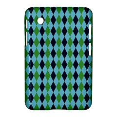 Rockabilly Retro Vintage Pin Up Samsung Galaxy Tab 2 (7 ) P3100 Hardshell Case