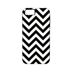 Wave Background Fashion Apple Iphone 5 Classic Hardshell Case (pc+silicone)