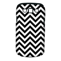 Wave Background Fashion Samsung Galaxy S Iii Classic Hardshell Case (pc+silicone)