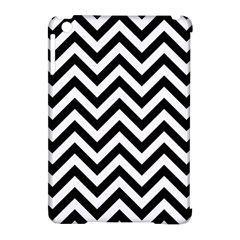 Wave Background Fashion Apple Ipad Mini Hardshell Case (compatible With Smart Cover) by Nexatart
