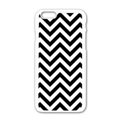 Wave Background Fashion Apple Iphone 6/6s White Enamel Case