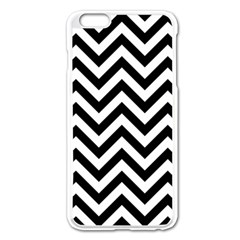Wave Background Fashion Apple Iphone 6 Plus/6s Plus Enamel White Case