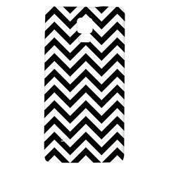 Wave Background Fashion Galaxy Note 4 Back Case