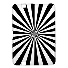 Rays Stripes Ray Laser Background Kindle Fire Hd 8 9  by Nexatart