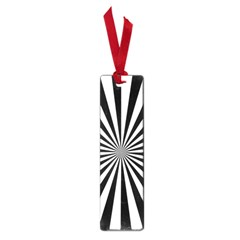 Rays Stripes Ray Laser Background Small Book Marks