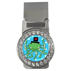 Octopus Sea Animal Ocean Marine Money Clips (cz)  by Nexatart