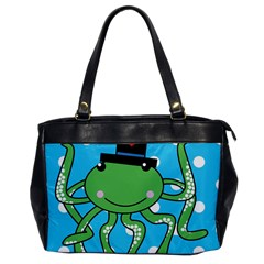Octopus Sea Animal Ocean Marine Office Handbags