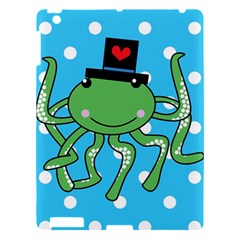 Octopus Sea Animal Ocean Marine Apple Ipad 3/4 Hardshell Case