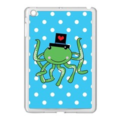 Octopus Sea Animal Ocean Marine Apple Ipad Mini Case (white)