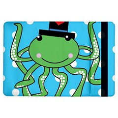 Octopus Sea Animal Ocean Marine Ipad Air Flip