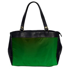 Course Colorful Pattern Abstract Green Office Handbags by Nexatart