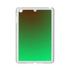 Course Colorful Pattern Abstract Green Ipad Mini 2 Enamel Coated Cases