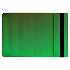 Course Colorful Pattern Abstract Green Ipad Air Flip