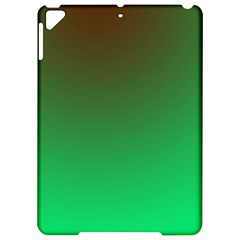 Course Colorful Pattern Abstract Green Apple Ipad Pro 9 7   Hardshell Case