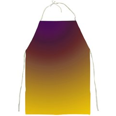 Course Colorful Pattern Abstract Full Print Aprons