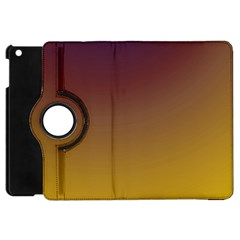 Course Colorful Pattern Abstract Apple Ipad Mini Flip 360 Case
