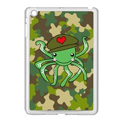 Octopus Army Ocean Marine Sea Apple Ipad Mini Case (white)