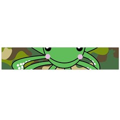 Octopus Army Ocean Marine Sea Flano Scarf (large)