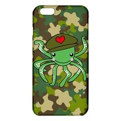 Octopus Army Ocean Marine Sea Iphone 6 Plus/6s Plus Tpu Case