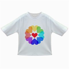Heart Love Romance Romantic Infant/toddler T Shirts