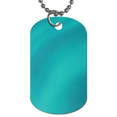 Background Image Background Colorful Dog Tag (one Side)