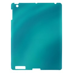 Background Image Background Colorful Apple Ipad 3/4 Hardshell Case