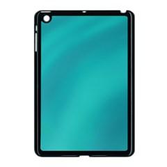 Background Image Background Colorful Apple Ipad Mini Case (black)