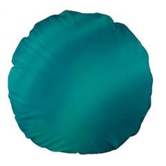 Background Image Background Colorful Large 18  Premium Flano Round Cushions by Nexatart
