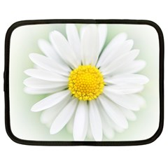 Art Daisy Flower Art Flower Deco Netbook Case (xxl)