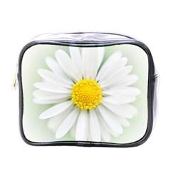 Art Daisy Flower Art Flower Deco Mini Toiletries Bags