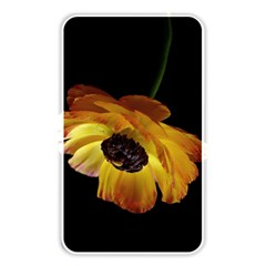 Ranunculus Yellow Orange Blossom Memory Card Reader