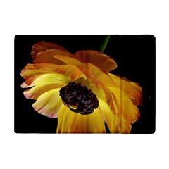 Ranunculus Yellow Orange Blossom Apple Ipad Mini Flip Case by Nexatart