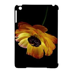 Ranunculus Yellow Orange Blossom Apple Ipad Mini Hardshell Case (compatible With Smart Cover) by Nexatart