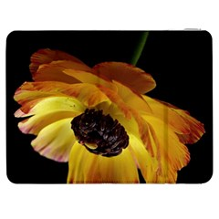Ranunculus Yellow Orange Blossom Samsung Galaxy Tab 7  P1000 Flip Case by Nexatart