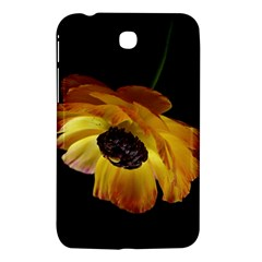 Ranunculus Yellow Orange Blossom Samsung Galaxy Tab 3 (7 ) P3200 Hardshell Case  by Nexatart