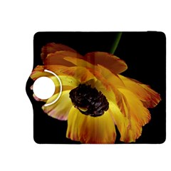 Ranunculus Yellow Orange Blossom Kindle Fire Hdx 8 9  Flip 360 Case by Nexatart