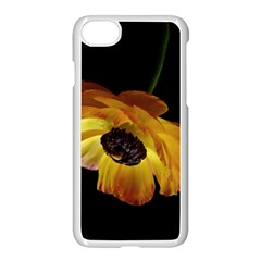 Ranunculus Yellow Orange Blossom Apple Iphone 7 Seamless Case (white)