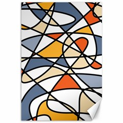 Abstract Background Abstract Canvas 12  X 18
