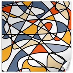 Abstract Background Abstract Canvas 20  X 20