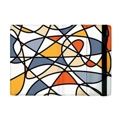 Abstract Background Abstract Apple Ipad Mini Flip Case