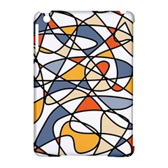 Abstract Background Abstract Apple Ipad Mini Hardshell Case (compatible With Smart Cover) by Nexatart
