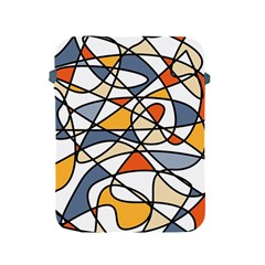 Abstract Background Abstract Apple Ipad 2/3/4 Protective Soft Cases